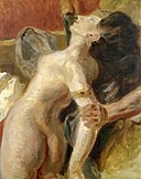 Delacroix - Study for The Death of Sardanapalus.jpg