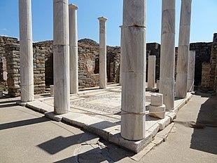Delos Haus des Dionysos 02