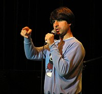 Demetri Martin i april 2007