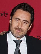Color photo of Demián Bichir.