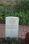 Deniliquin War Cemetery Headstone - Haley.JPG