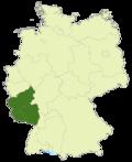 Germany Location of Südwestdeutschland.png