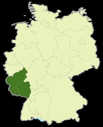 Oberliga Rheinland-Pfalz/Saar - Oberliga Rheinland-Pfalz/Saar