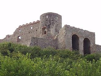 Devín Carpathians - Ruins of the Devín Castle