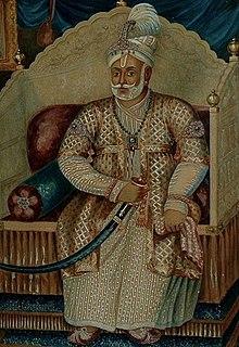 Dharma Raja Maharaja of Travancore