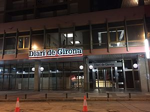 Diari de Girona by night.jpg