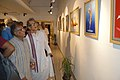Dignitaries - Biswatosh Sengupta Solo Exhibition - Kolkata 2015-07-28 3337.JPG