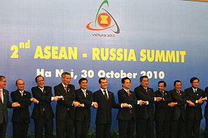 ASEAN-Russia summit