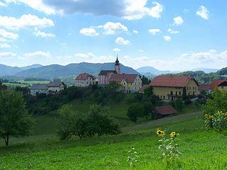 Dobje pri Planini Place in Styria, Slovenia