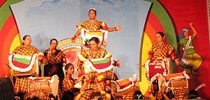Naduvil and Kudianmala - National Folk Festival, Naduvil
