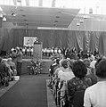 Dominee Martin Luther King in de RAI Amsterdam, toespraak Baptisten, Bestanddeelnr 916-7752.jpg