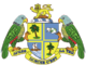 Coat of arms of Dominica.