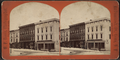 Dominick Street, South side. (View of a commercial building.), by W. P. Bacon.png