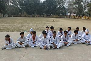Don Bosco Bandel - Don Bosco Bandel Taekwondo Club( Juniors)