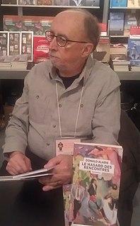 Donald Alarie Quebec writer
