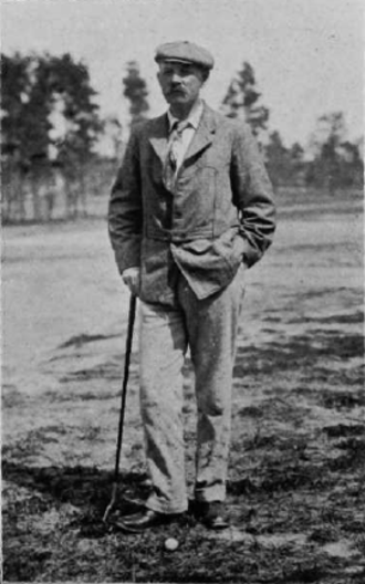 Donald Ross (golfer) - Ross in 1905