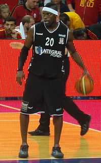 Doron Perkins American basketball player