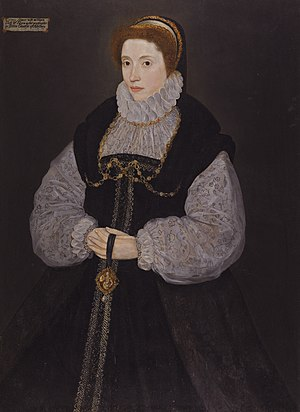 Thomas Cecil, 1st Earl of Exeter - Dorothy Neville, first wife of Thomas Cecil (1549–1608)