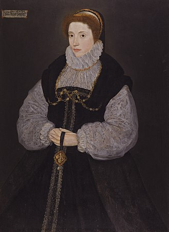 Elizabeth Hatton - Dorothy Neville, mother of Elizabeth Cecil