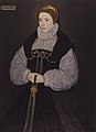 Dorothy Latimer, wife of Thomas Cecil by British artist, active between 1537 - 1599.jpg