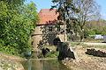 Dortmund - Am Rombergpark - Schondelle+Torhaus Brünninghausen+Schloss Brünninghausen 01 ies.jpg
