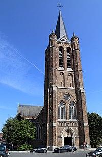 Dottignies, église Saint-Léger J1.jpg