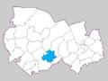Dovolensky rayon map.png
