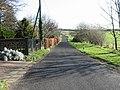 Downs Road, looking east - geograph.org.uk - 327871.jpg