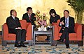 Dr. Jim Yong Kim meeting with Chinese Vice Premier Wang Qishan (6886838272).jpg