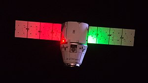 Dragon approaches the ISS (32238998824).jpg