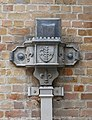 Drainage Hopper on the West Side of Southwark Cathedral.jpg