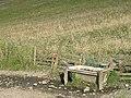 Drinking trough - geograph.org.uk - 545160.jpg