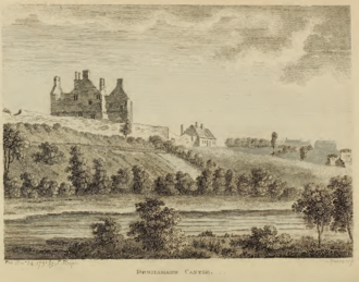 Dromahair - Drumahaire Castle 1791
