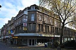 Jägerstraße in Duisburg