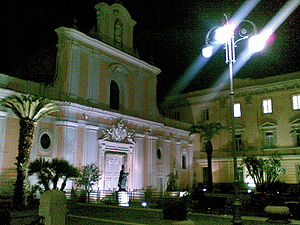 Santa Maria Capua Vetere - The Cathedral.
