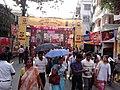 Durga Puja Spectators - Ekdalia Evergreen - Kolkata 2011-10-03 00670.jpg
