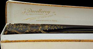 Duvelleroy - Duvelleroy fan case, 1905.