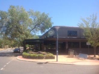 O'Connor, Australian Capital Territory - Duxton's bar and restaurant, at the O'Connor shops.