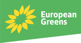 European Green Party Political party at European level