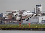 EI-RJU Cityjet Avro RJ85 (26266822701).jpg