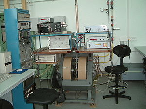 Electron paramagnetic resonance - EPR spectrometer