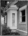 EXTERIOR, EAST FRONT, BAY WINDOW - Morgan Van Wagoner House, Hosmer Road, Somerset, Niagara County, NY HABS NY,32-SOM,1A-6.tif
