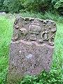 East Dean Church headstone.JPG