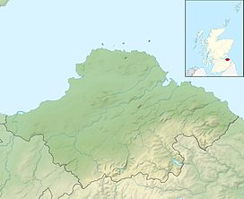 North Berwick Law is located in East Lothian