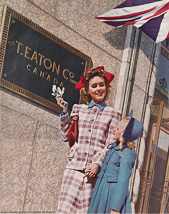 Eaton's - Eaton's Spring and Summer Catalogue 1942