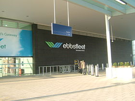 Image illustrative de l'article Gare d'Ebbsfleet International