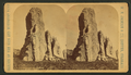 Echo Rock, Glen Eyrie, by W. H. Jackson & Co..png