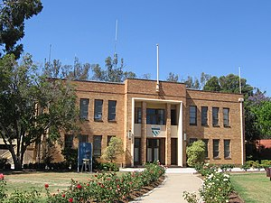 Echuca - Shire of Campaspe Head Office