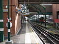 Edgware station platform 2 look south2.JPG
