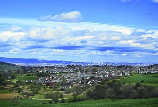 Neilston village and parish in East Renfrewshire in the west central Lowlands of Scotland